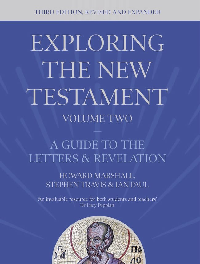 Exploring the New Testament Vol 2 Book Cover
