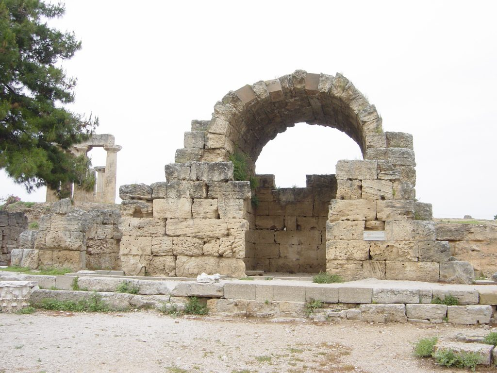 Corinth workshop