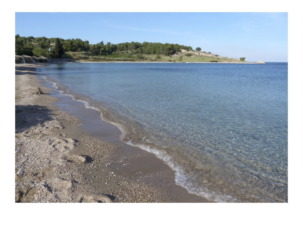 Cenchreae beach
