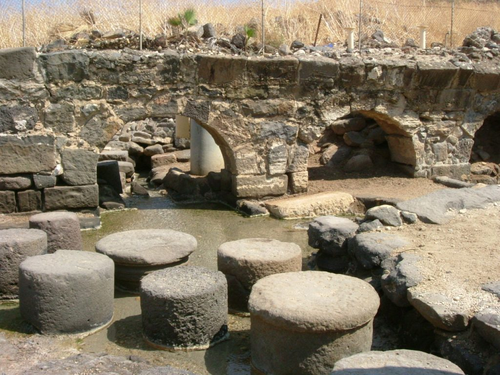 Tiberias hot springs