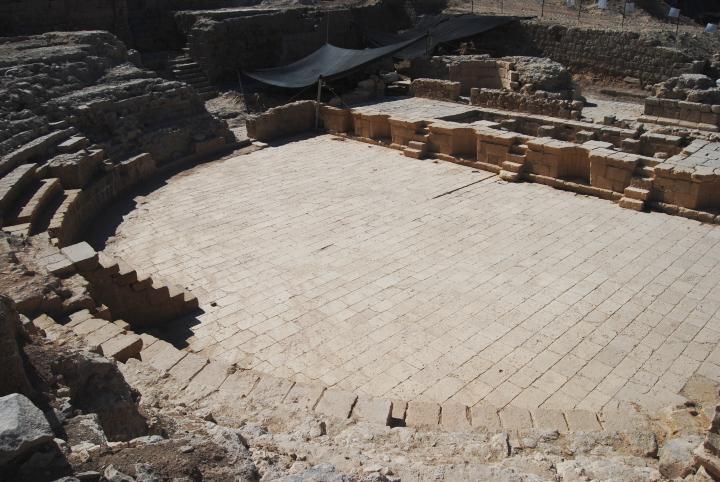 Tiberias theatre