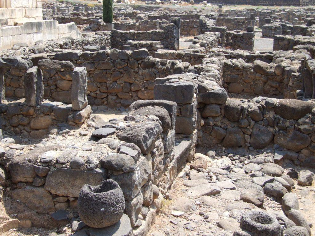 Capernaum remains