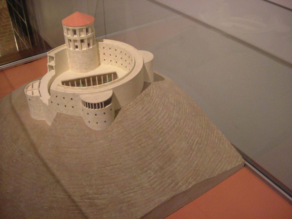 Herodion model