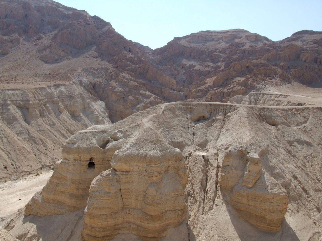 Qumran, wider view