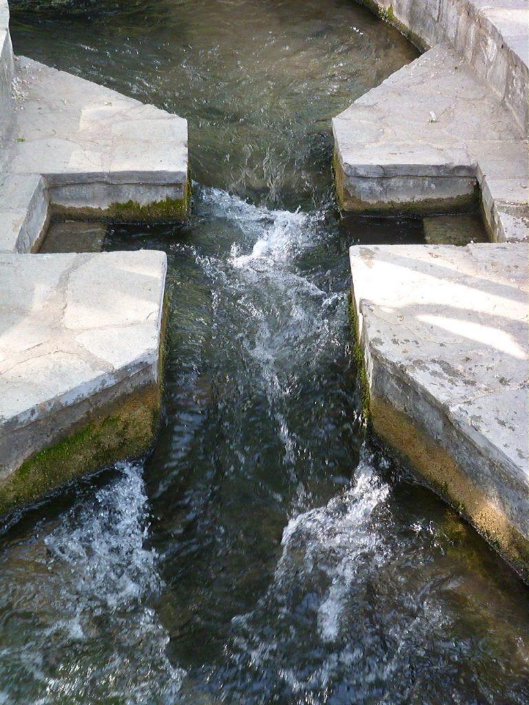 Philippi baptism place