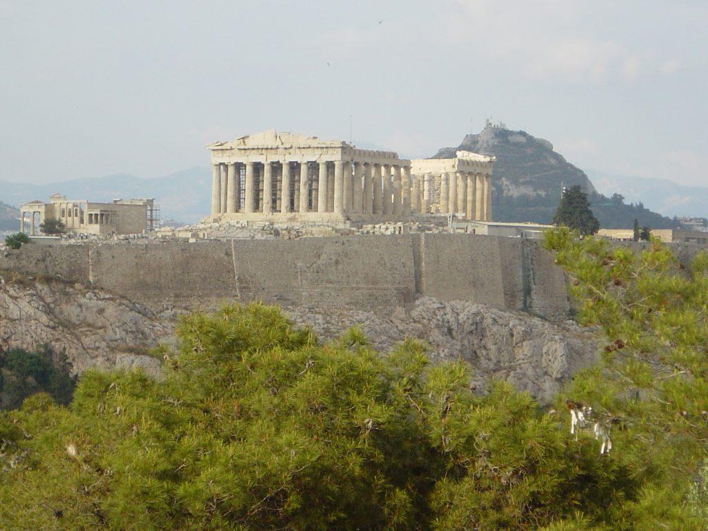 Athens, the Acropolis